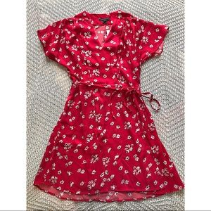 NWT French Connection floral dress sz 12